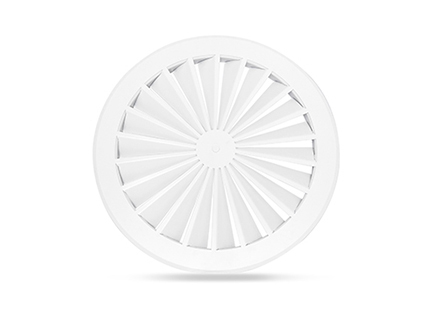 Swirl Diffuser 500 dia with round face CLEARANCE ITEM (CDS-DM500R) Image