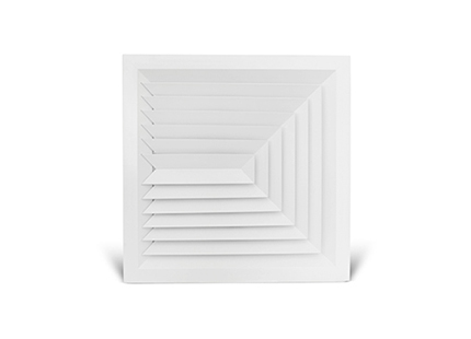 Louvre Face Diffuser 3 way blow (LFD31) Image