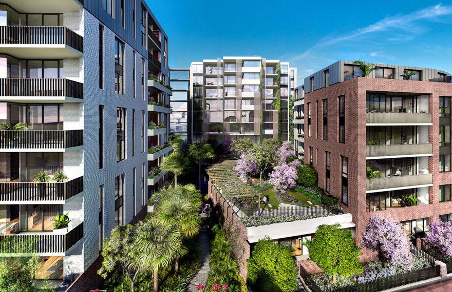 Vic Park Apartments