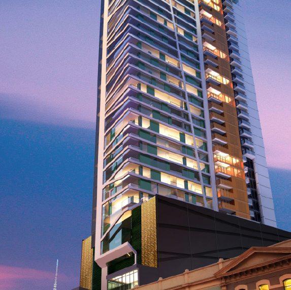 Aqua Apartments, Sydney
