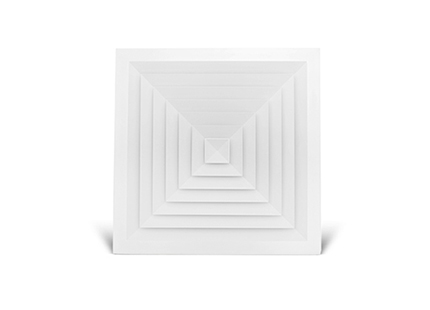 Louvre Face Diffuser 4 way blow (LFD41) Image